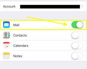 ipad-10-mail-button